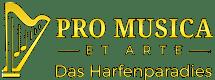 Das Harfenparadies Logo